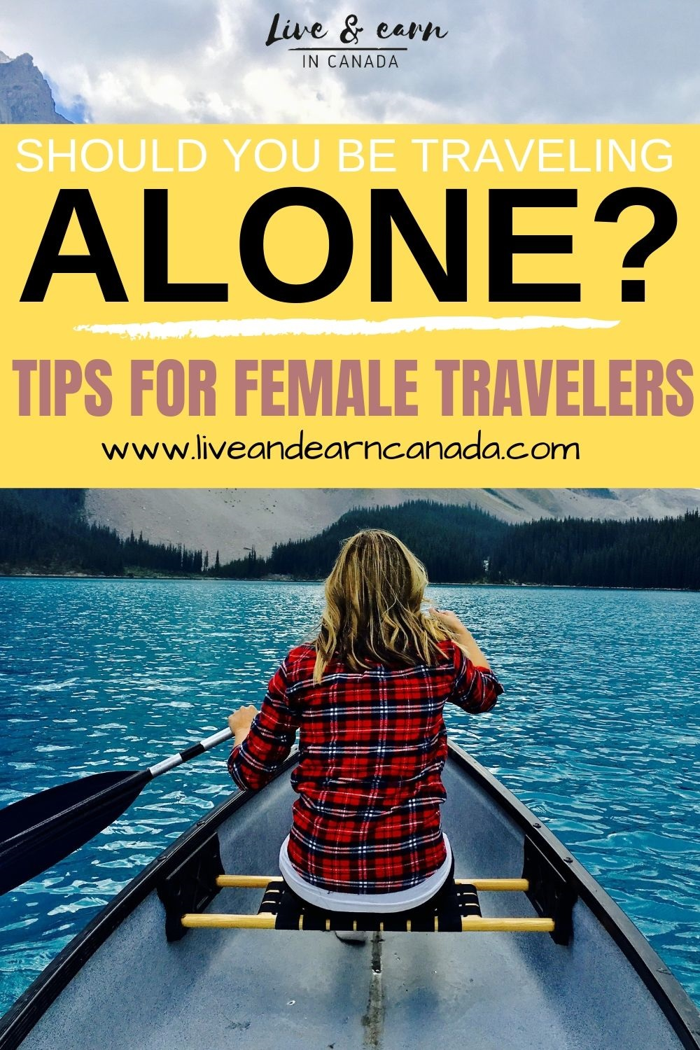 advantage of traveling alone. Here are the tips and tricks for solo travelers and how to get by! Female solo travelers can really have a good time on single trips! #solotravelers #travelingtips #travel
