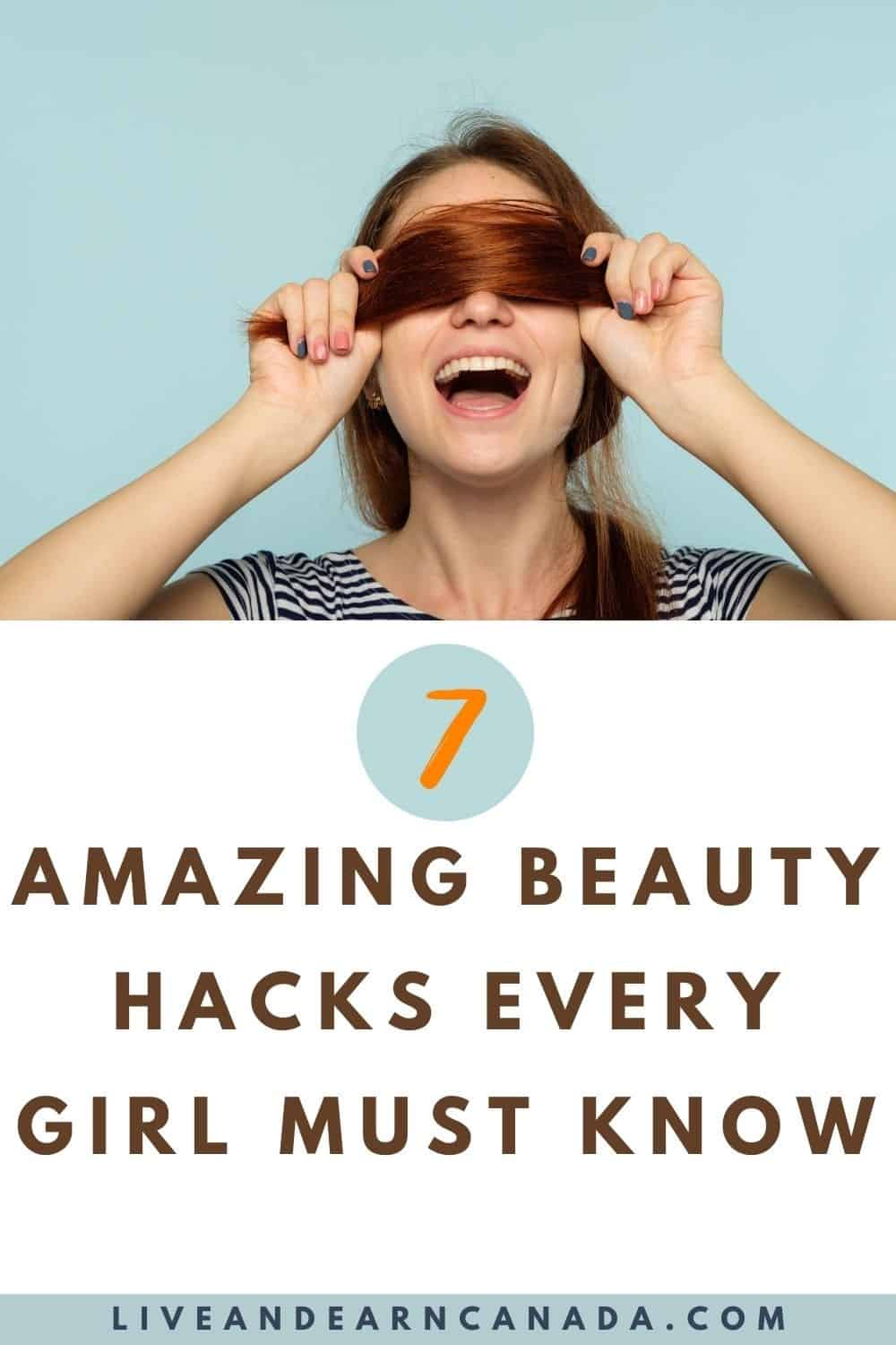 7 LIFE-CHANGING BEAUTY HACKS EVERY GIRL SHOULD KNOW TIPS AND TRICKS | BEAUTY HACKS FOR GIRLS Are you looking for some super easy DIY beauty hacks? Use these amazing beauty tips and tricks to keep your hair, skin, and nails in check. These are some brilliant beauty hacks every girl should know! #beautytricks #beautytips #beautyhacks #beauty