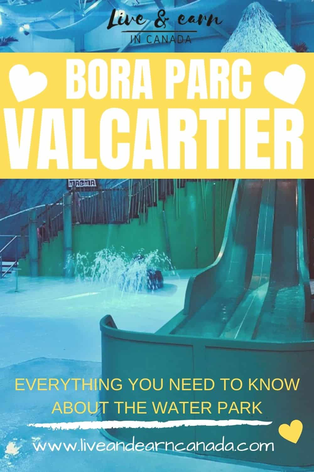 Here is a full review about VALCARTIER BORA PARC – INDOOR WATER PARK IN QUEBEC FOR FAMILIES! Book your water park at Bora Parc #liveandearncanada #travelwithkids #travelkids #quebeccity #valcartier