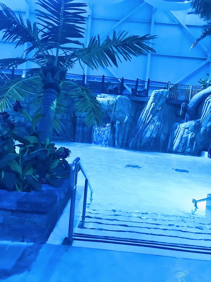 The best indoor water park in Quebec City