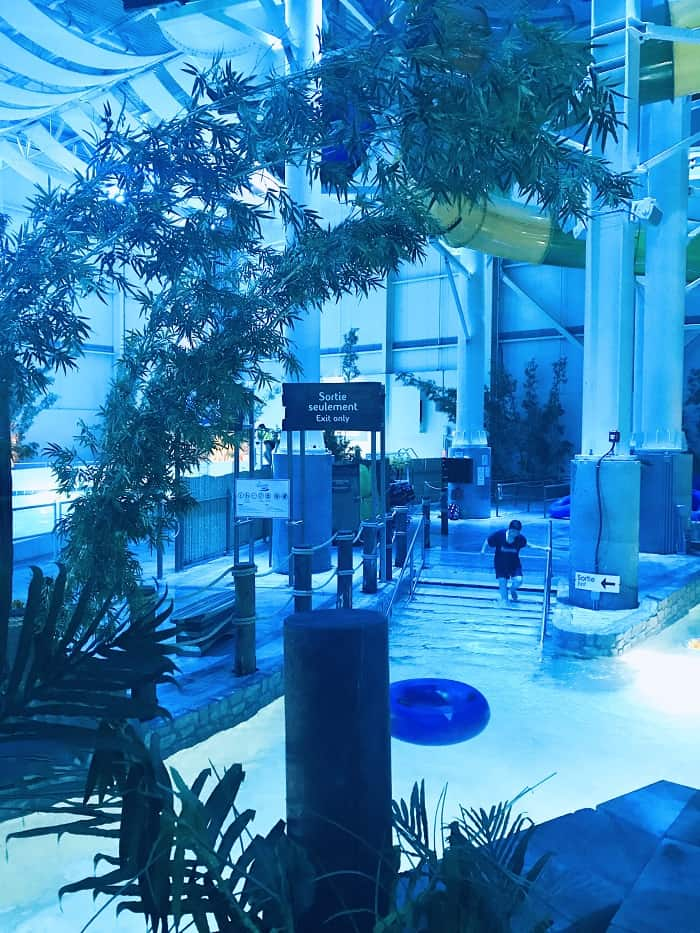 Bora parc indoor water park