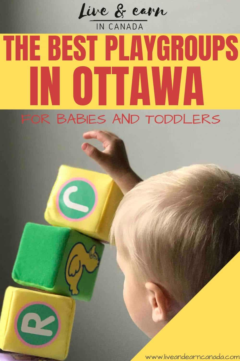 Looking for activities to do with Kids in Ottawa? Here are a few free playgroups in Ottawa that you can attend with your toodlers #Ottawa #KidsActivitiesinOttawa