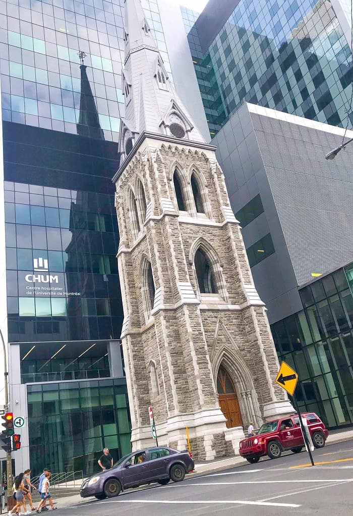 Tips for visiting Downtown Montreal! #montreal #triptomontreal