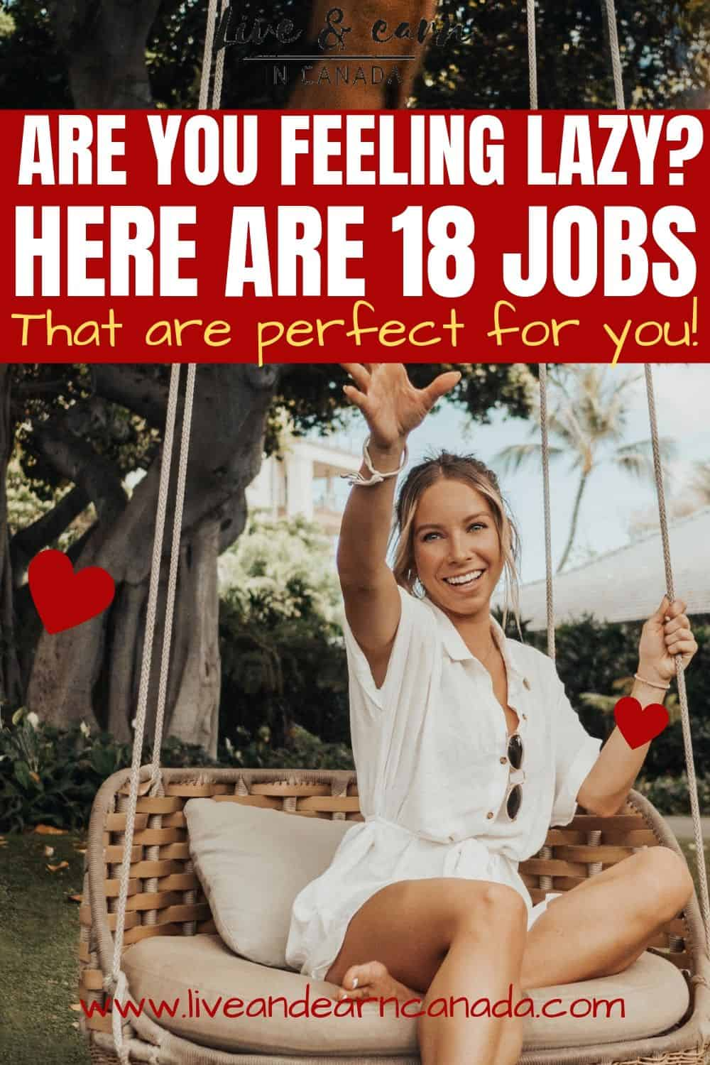 Here are a few work jobs that are perfect for lazy people. If you are looking for easy jobs that lazy people can do from home, this list is perfect for you. These jobs can make you up $2000.00 especially if you are finding it hard to find the best jobs for lazy people, read this #lazypeople #workfromhome #SAHM #Makemoneyonline