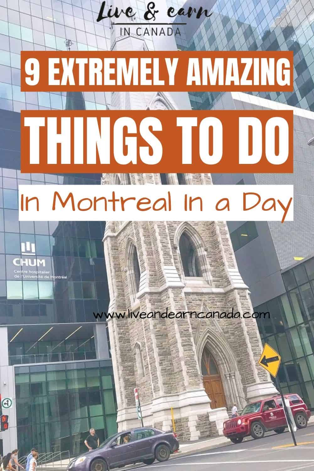 Looking for things to do in Montreal? Here is how to visit Montreal in a day with all the things to do. You can visit Mont Royal, go to Old Montreal and eat Poutine. Here is how to spend the perfect day in Montreal #Montrealtips #visitMontreal #Montealquebec
