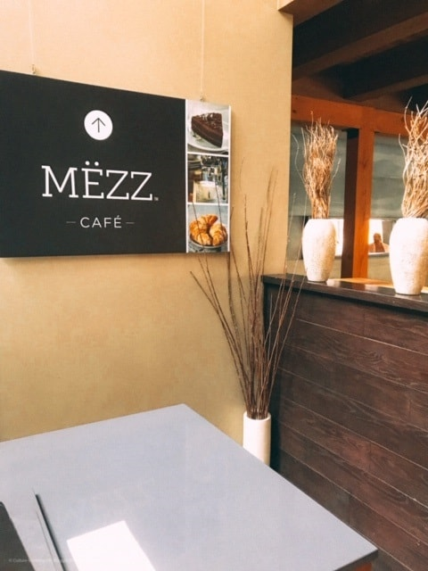 The Mezz Cafe at Le Nordik