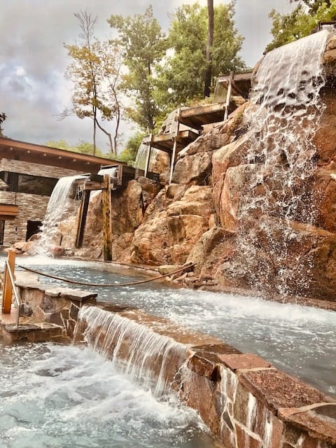 How to have the best time at Le Nordik Spa #Ottawaspa #Chelseaspa