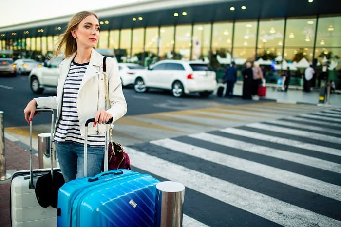 We are excited to share our Traveling for business tips that you can use before flying out. We are sharing our inspiration and tips for traveling safe while on a business trip! #travelingtips #businesstips #businesstravel