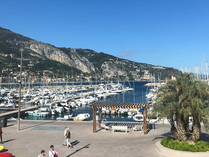 The best City to visit in France is Menton!