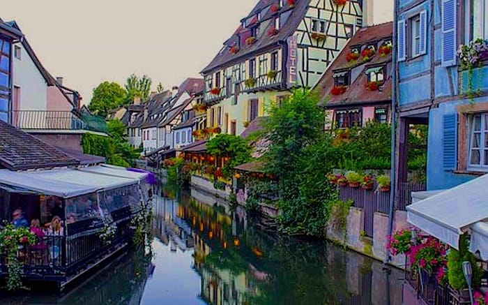 The best City in France is Colmar