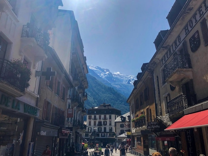 Visiting Chamonix in France -The Gateway to the Alps