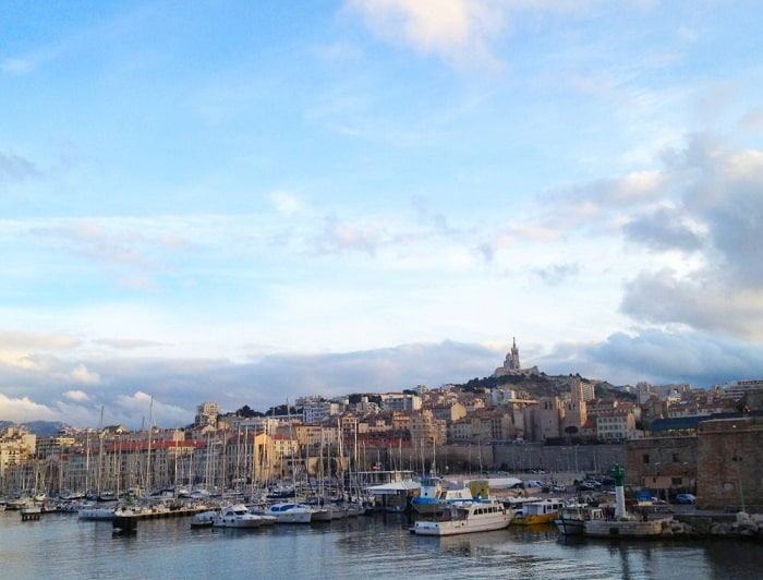 If you are in France, be sure to visit the beautiful city of marseille! #visitparis