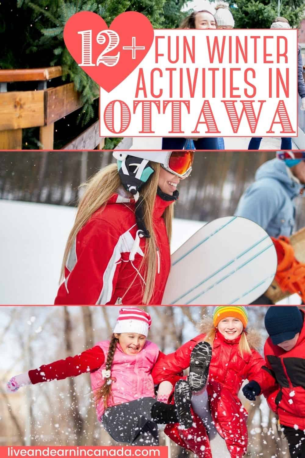 Creative things to do in Ottawa winter! 12 AWESOME Things to do in Ottawa in Winter Are you planning a vacation to Ottawa in the winter? Here are the top things to do in winter in Ottawa, including things to do outdoors and indoors! It makes for the perfect winter Ontario road trip destination! I what to do in Ottawa I Ontario travel I winter in Ontario I things to do in Ontario in winter I places to go in Ontario I where to go in Ottawa I winter activities in Ottawa I Ottawa attractions I Ontario attractions I places to go in Canada in winter I #Ottawa #Ontario #Canada