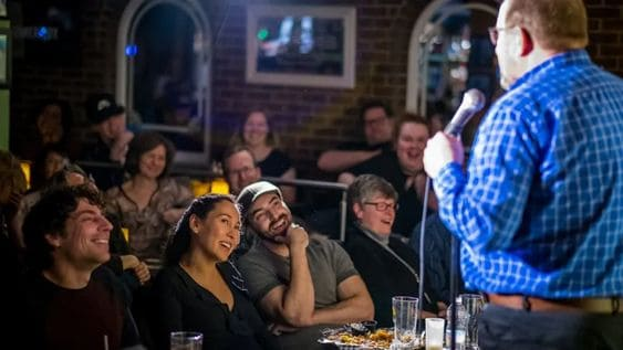 Absolute Comedy in Ottawa, a place to have fun in Ottawa.