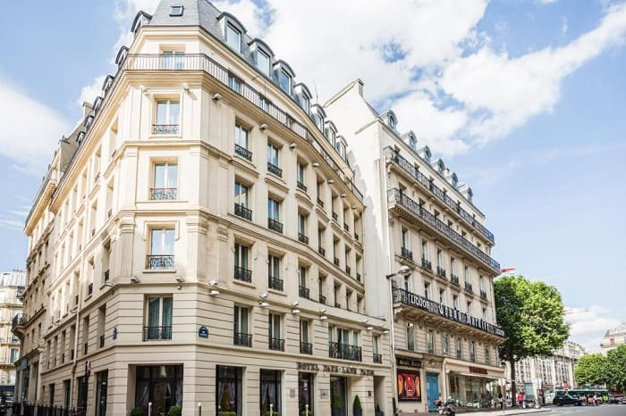 Hotel Park Lane Paris. Places to stay in Paris for your three day event.