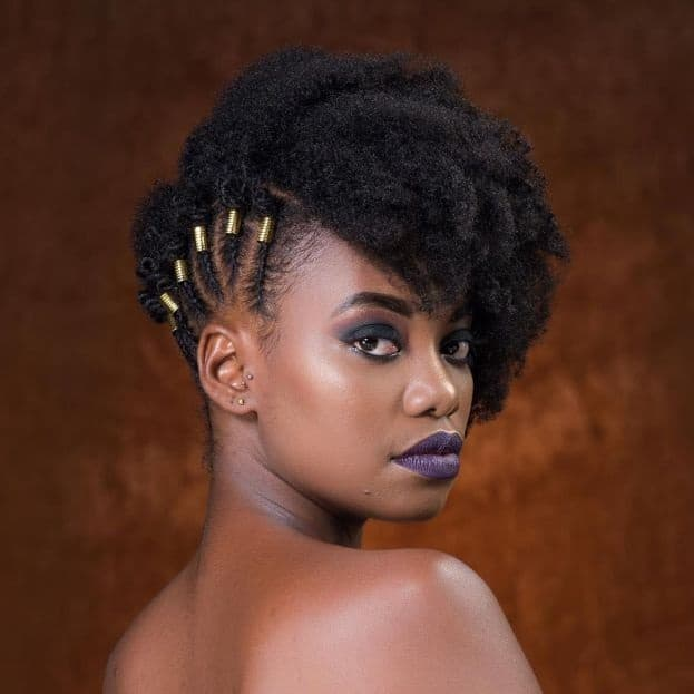 25 Amazing Styles For Short Natural Hair You Can Rock In 2021
