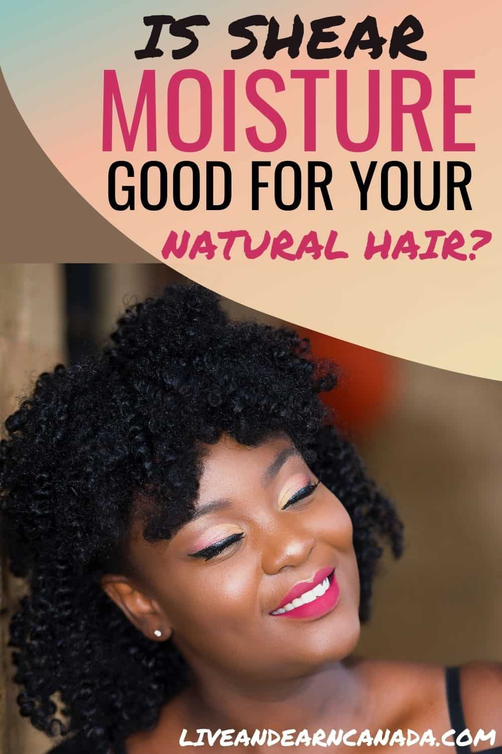 Is shear moisture cruelty free and is it good for your natural hair? Check out the shear moisture products #shearmoisture