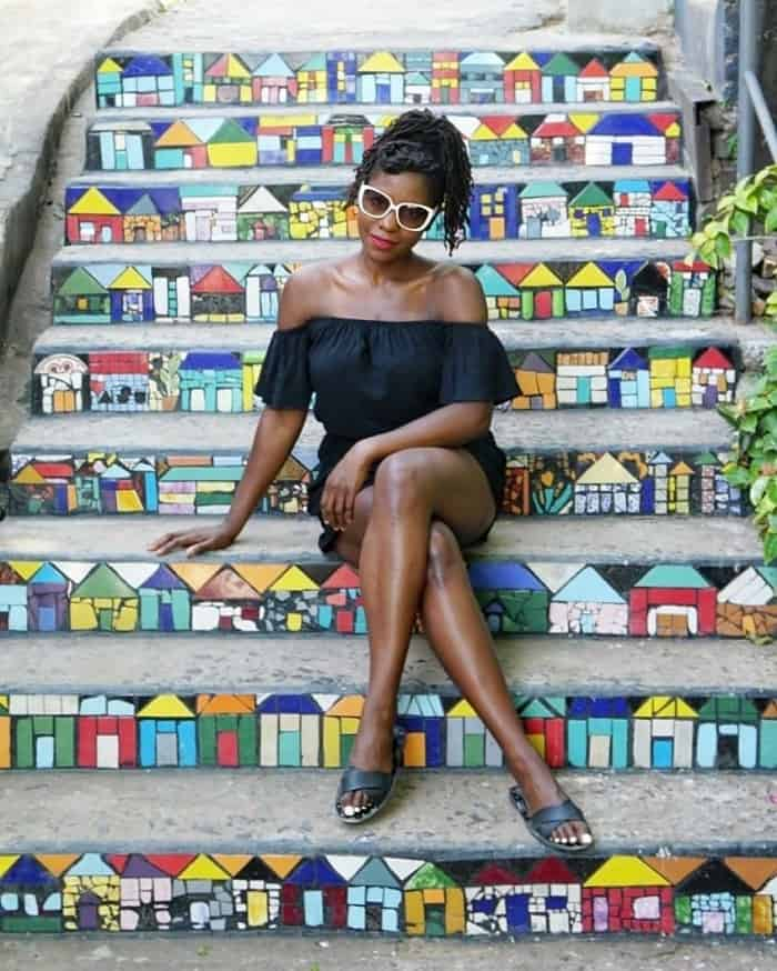 Oneika the Traveller, she is a black Canadian Blogger that you need to follow for all your travel inspiration!