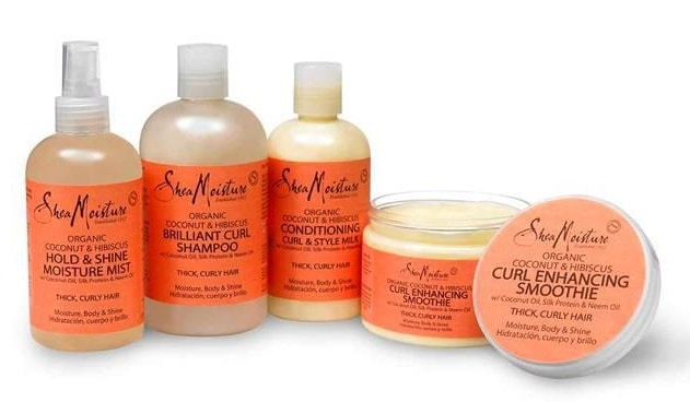 Shea moisture products and what I think about them!