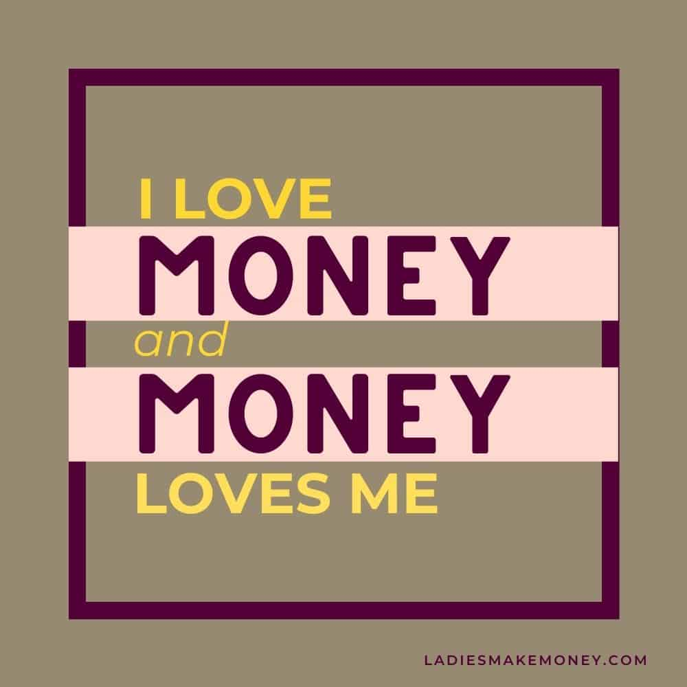money mindset quotes to help you manifest your wealth this year!