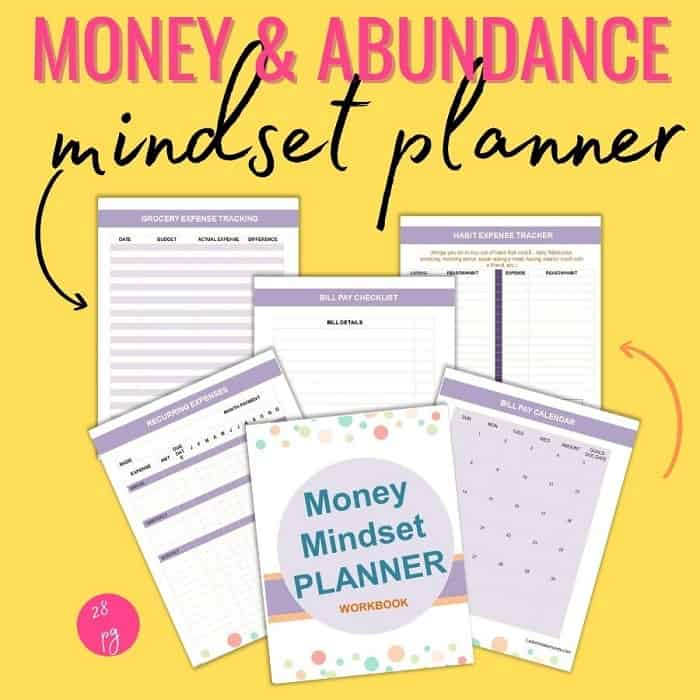 Here money mindset affirmations to help you manifest more money. Here are 20 money affirmations for wealth and abundance. #moneyaffirmations