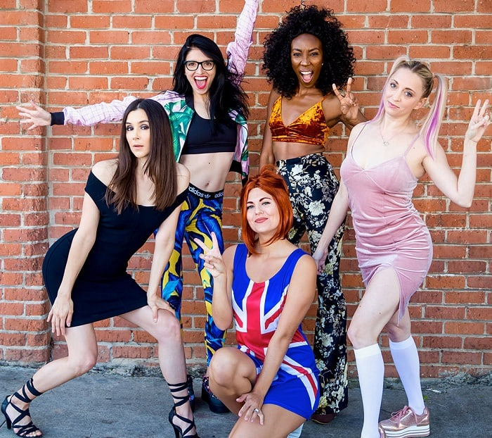 Spice girls Halloween Costume idea! Some of the best Halloween costumes for 2020!