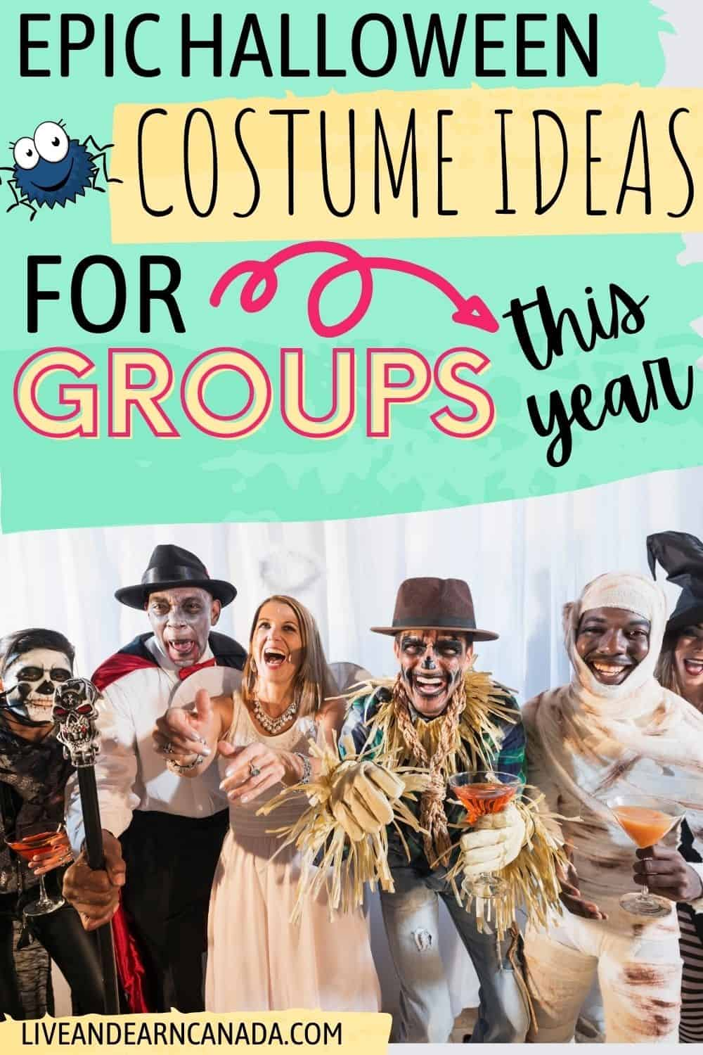 If you are looking for the best group Halloween costumes then click here. 32 hottest college Halloween costume ideas for girls, best friends, and couples that you need to copy!! Best Halloween costume ideas!