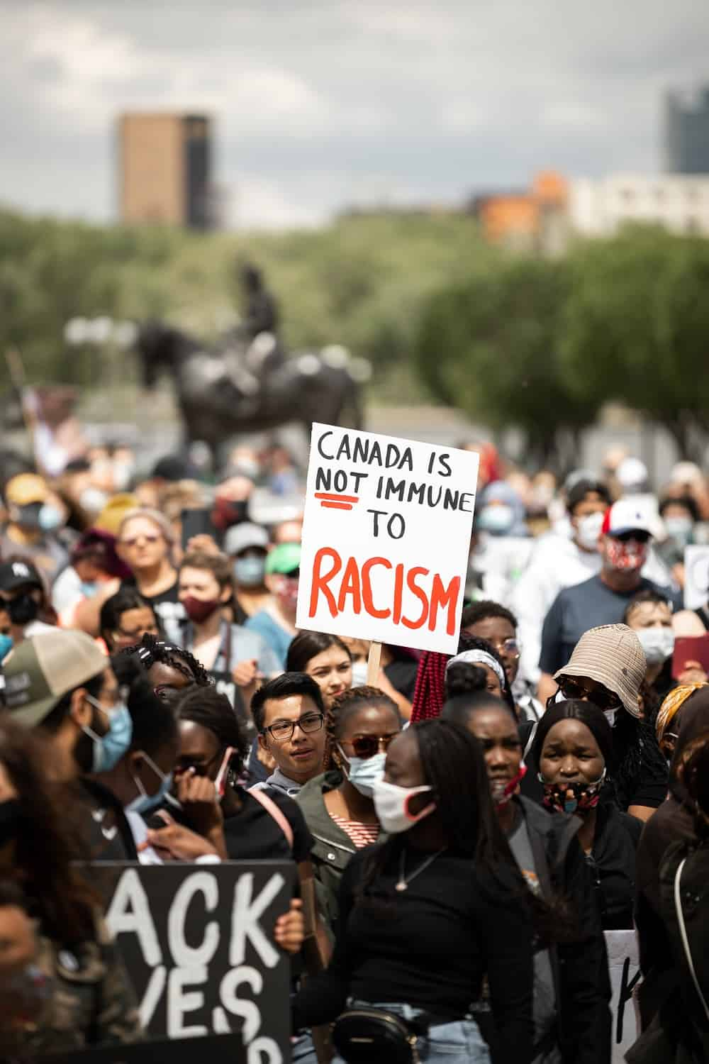 Racism in Canada, how to stop racism in Canada!