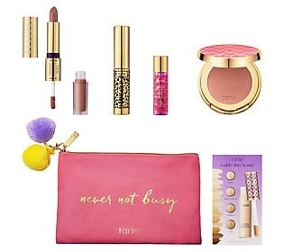 Tarte busy girl makeup set