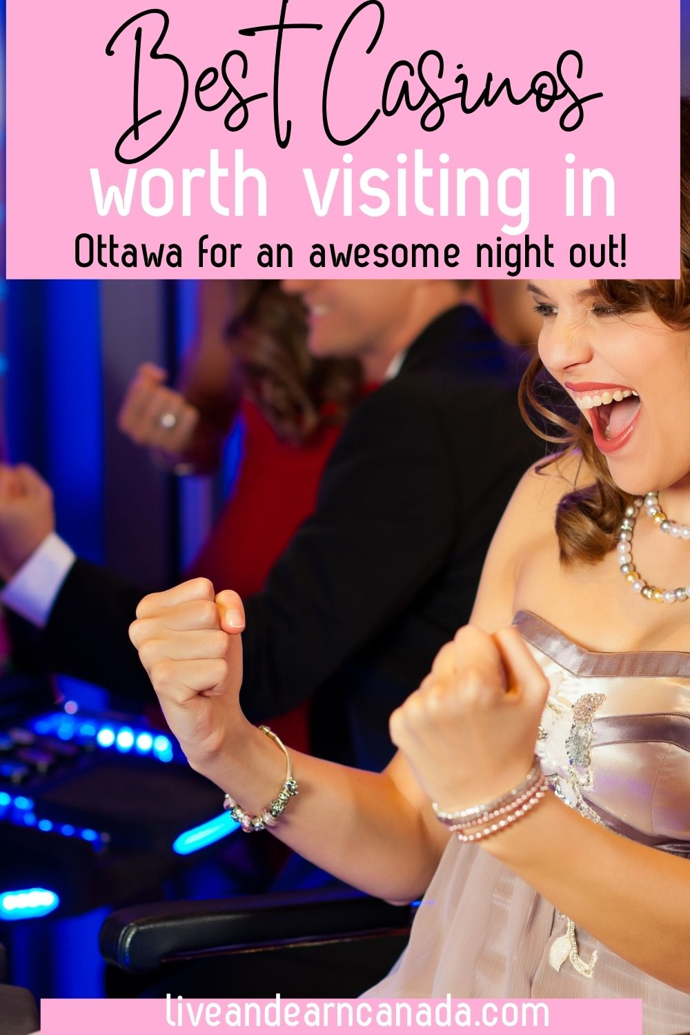 If you are looking for the best Casinos in Ottawa, then click here. My favourite casino is Casino Lac Leamy located just minutes from Ottawa.